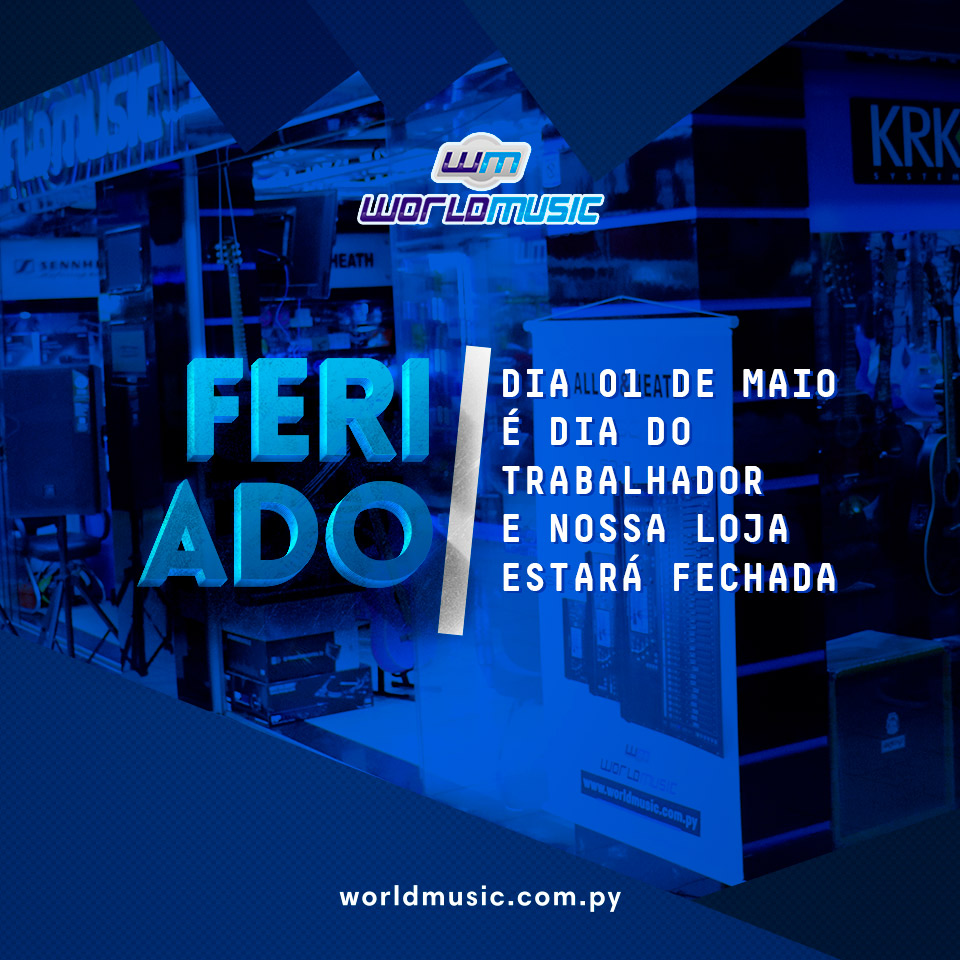 feriado no paraguai - world music